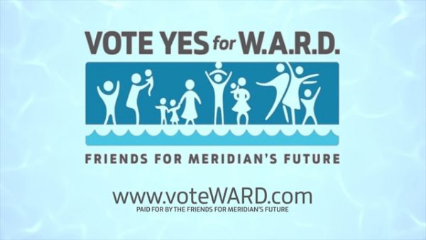 Vote Yes for W.A.R.D.